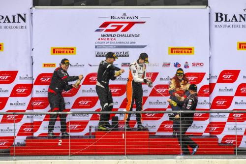 Motorsports Blancpain GT USA: Mar 03 Blancpain GT World Challenge Presented by Euroworld Motorsports
