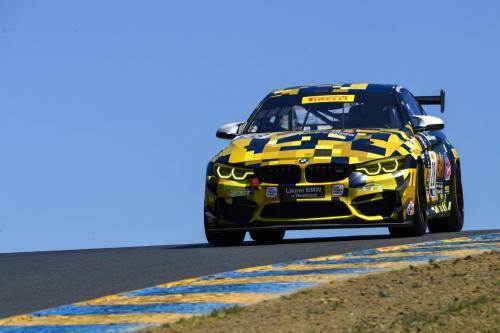 2019 GT4 America West Sprint X - Race 3 - Sonoma