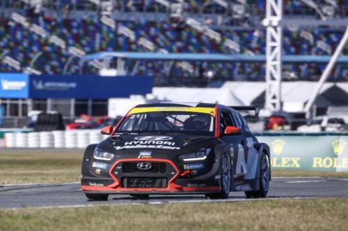 2019 IMSA Michelin Pilot Challenge - Round 1 - Daytona