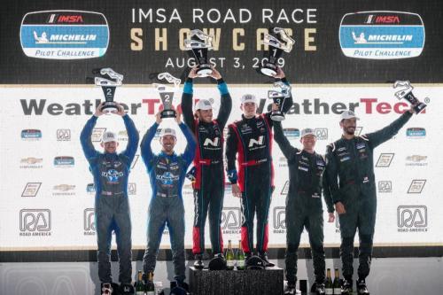 2019 IMSA Michelin Pilot Challenge - Round 7 - Road America