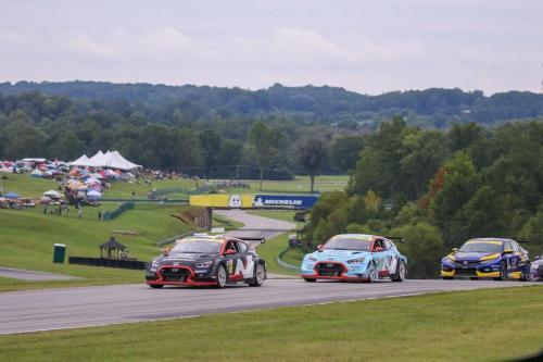 2019 IMSA Michelin Pilot Challenge - Round 8 - VIR