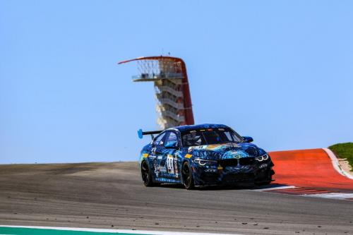2020 GT4 America Sprint X - Race 1 - COTA