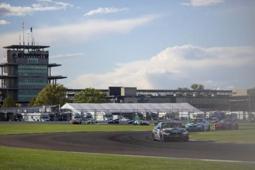 2020 GT4 America Sprint X - Race 6 - Indianapolis