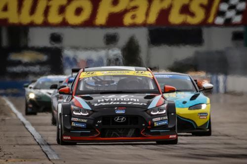 2020 IMSA Michelin Pilot Challenge - Round 2 - Sebring